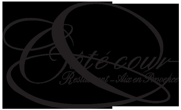Restaurant Côté Cour - Aix en Provence